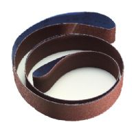 Sanding belts with a width of 150mm  for pad sanders.